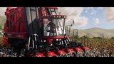 Launch-Trailer für ländliche Entspannung