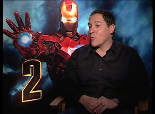 Jon Favreau (2) - OV-Interview Poster