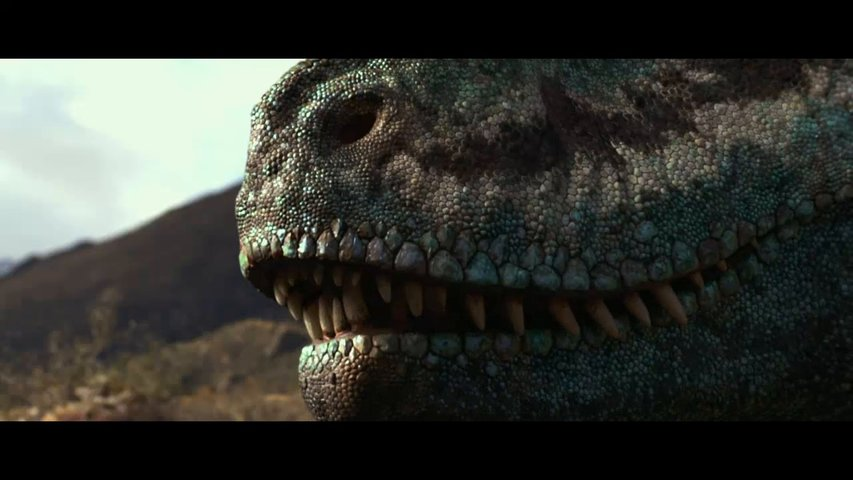 Walking With Dinosaurs - Trailer Poster