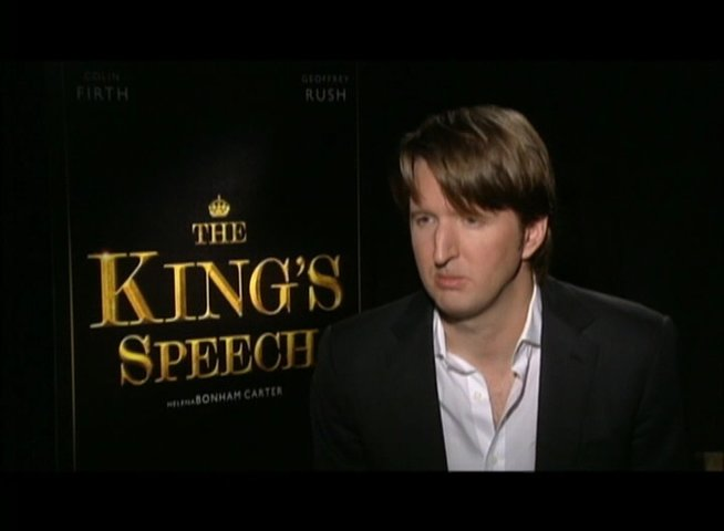 Tom Hooper (Regisseur) über die Story - OV-Interview Poster
