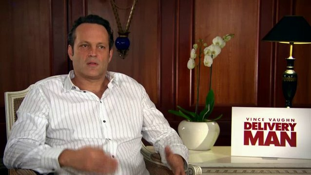 Vince Vaughn über seine Rolle David - OV-Interview Poster