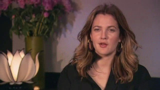 Interview mit Drew Barrymore - OV-Interview Poster