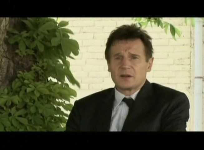 Interview mit Liam Neeson (Bryan) - OV-Interview Poster