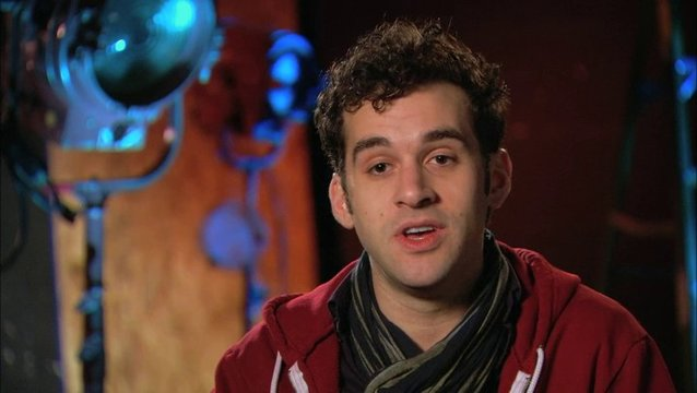 Adam Chanler Berat - OV-Interview Poster