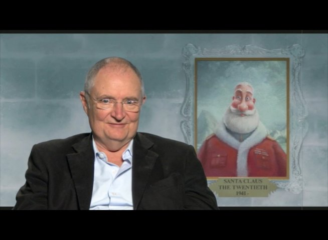 Jim Broadbent über den Film - OV-Interview Poster