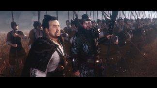 Liu Bei ein Nachfahre der Han-Dynasty kämpft um den Thron!