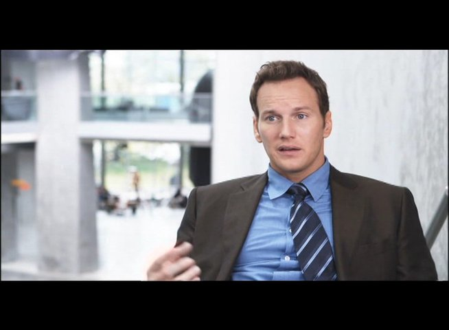 "Patrick Wilson - ""Lynch"" über den Film - OV-Interview Poster"
