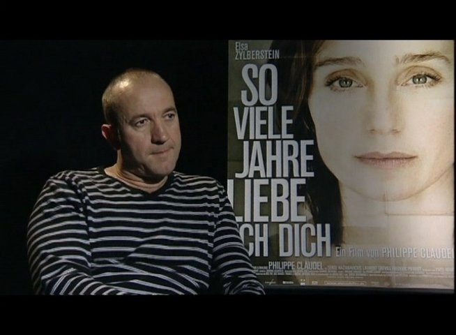 Interview mit Regisseur Philippe Claudel - OV-Interview Poster