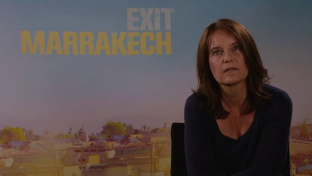 Caroline Link - Regisseurin - über das Road-Movie Exit Marrakech - Interview Poster