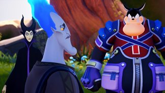 Kingdom Hearts 3 - Orchestra Trailer (Japanese)