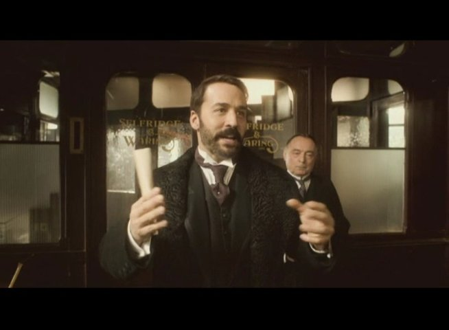 Mr Selfridge (Season 1) - Trailer Poster