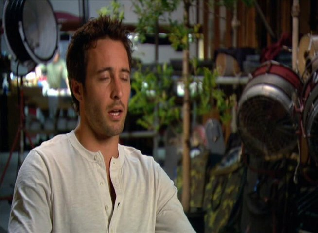 Alex O Loughlin über den Film - OV-Interview Poster