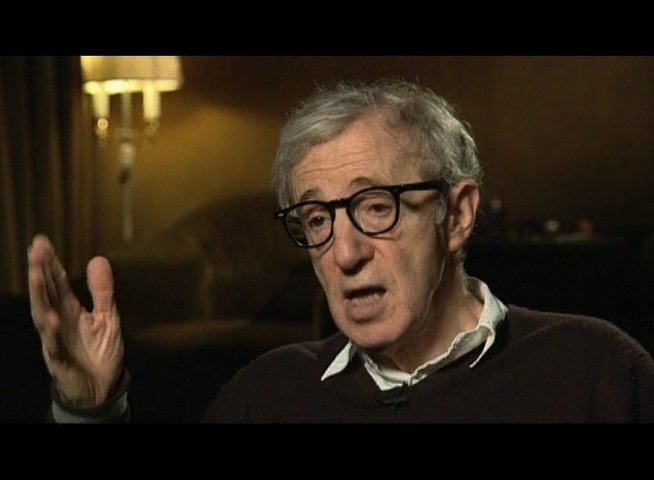 Interview mit Regisseur und Drehbuchautor Woody Allen - OV-Interview Poster