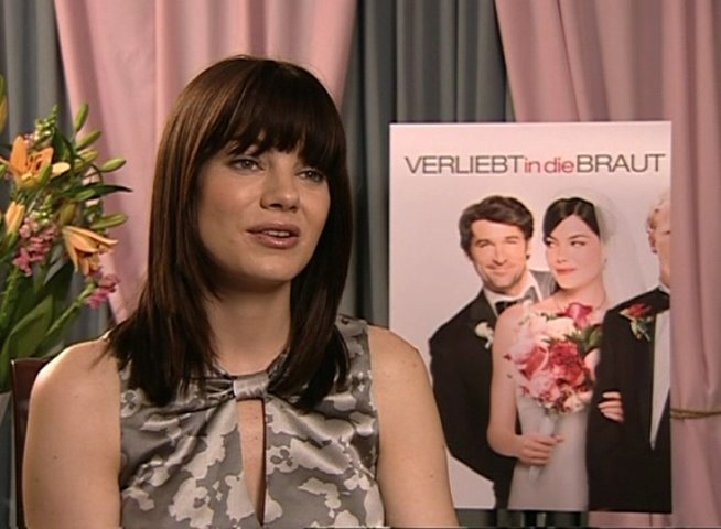 Interview mit Michelle Monaghan (Hannah) Poster
