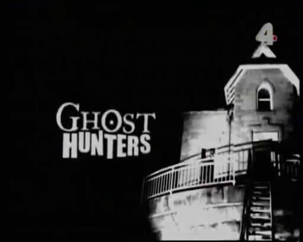 Ghost Hunters - Trailer Poster