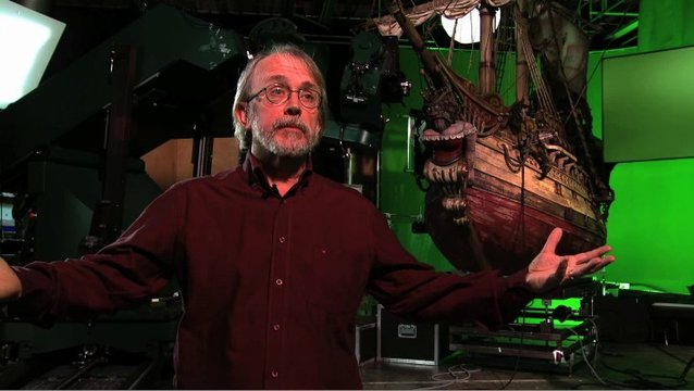 Peter Lord über die Charaktere der Piraten im Film - OV-Interview Poster