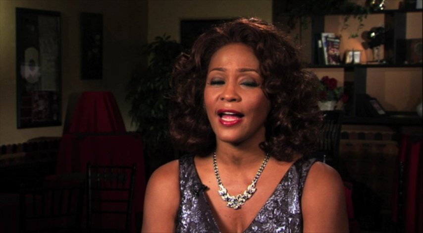 Whitney Houston über den Film - OV-Interview Poster