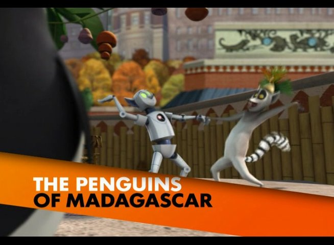 The Penguins of Madagascar - OV-Trailer Poster