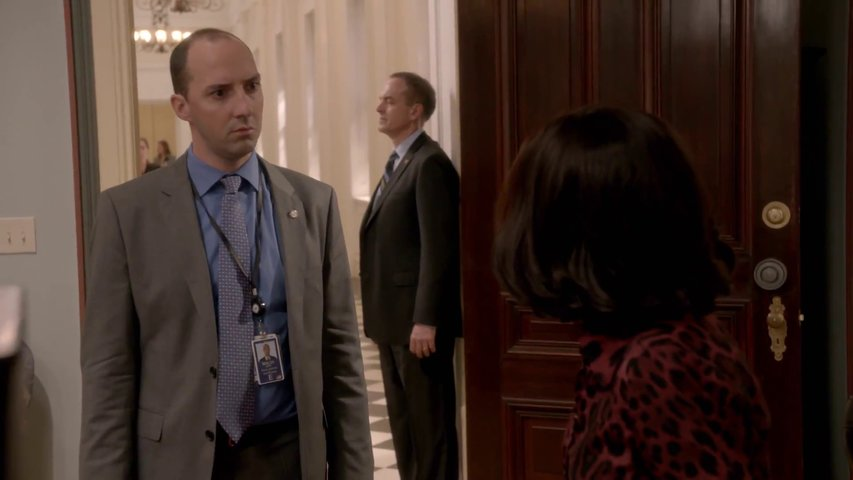 Veep - Staffel 1 (BluRay-/DVD-Trailer) Poster