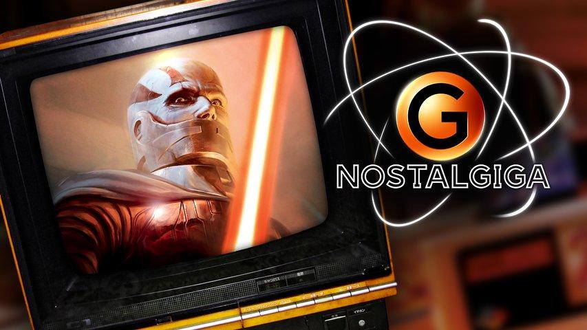 NostalGIGA: Star Wars Knights of the old Republic