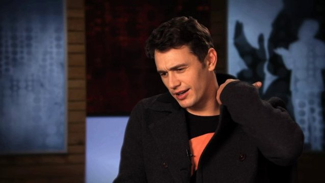 James Franco über seine Rolle - OV-Interview Poster