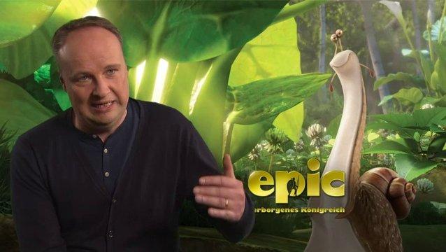 Epic Verborgenes Königreich Film 2013 Trailer Kritik