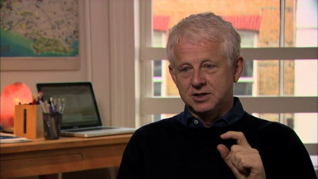 Richard Curtis über die Inspiration zum Film - OV-Interview Poster