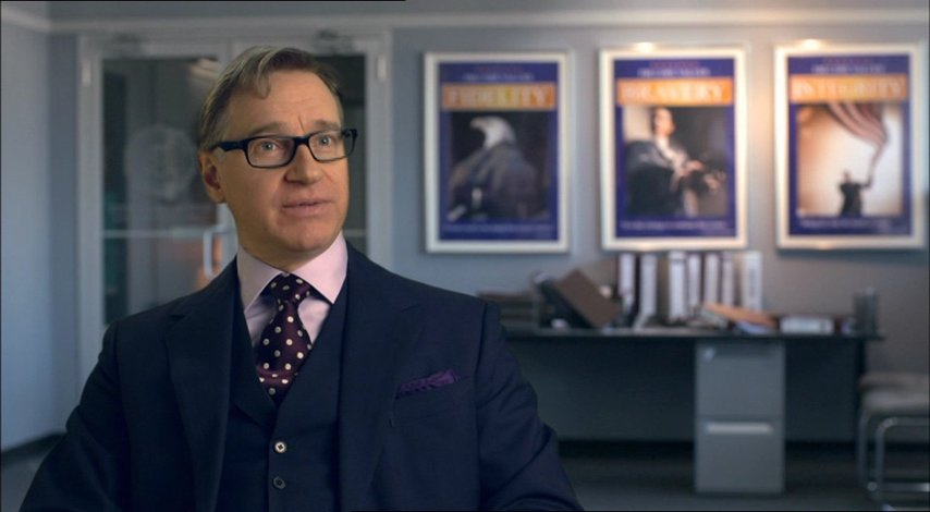 Paul Feig - Regisseur - über den Film - OV-Interview Poster