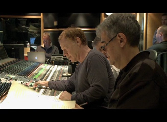 Scoring Sessions - OV-Featurette Poster