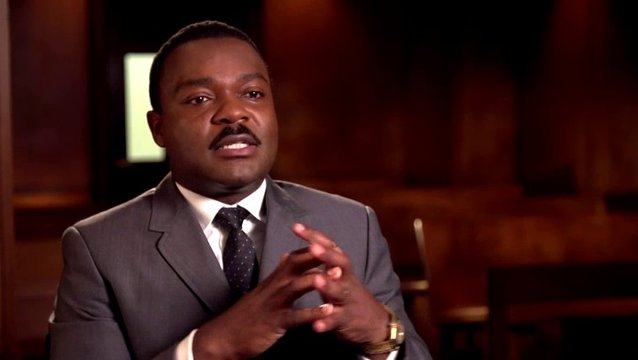 David Oyelowo - Martin Luther King - über seine Rolle - OV-Interview Poster