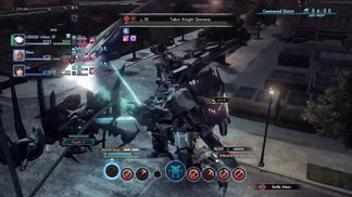 Xenoblade Chronicles X - Kampf-Video (Wii U)