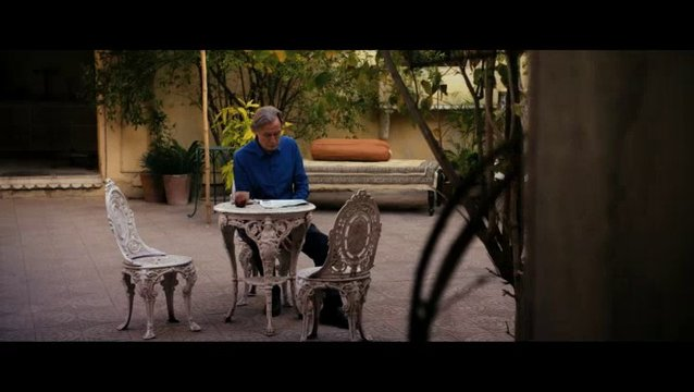 Returning To The Marigold Hotel - Featurette Poster
