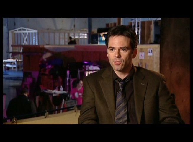 Interview mit Billy Burke (Det. Eric Box) - OV-Interview Poster