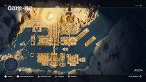 Schatz und Stelen des Echnaton - Fundorte