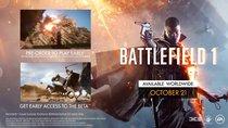 Battlefield 1: Offizieller Gameplay-Trailer der E3 2016