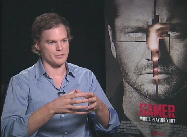 "Michael C. Hall, ""Ken Castle"" über den Charakter Ken Castle. - OV-Interview Poster"