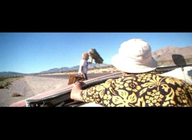 Fear and Loathing in Las Vegas - OV-Trailer Poster