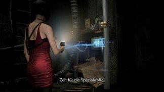 Leon und Ada stellen sich der Gefahr - Gameplay-Trailer