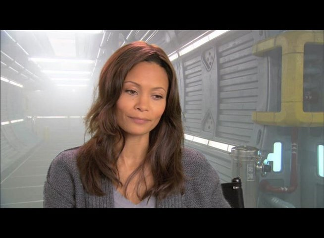 Thandie Newton über ihre Rolle - OV-Interview Poster
