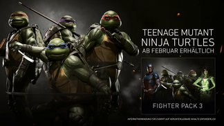 Teenage Mutants Ninja Turtles - Gameplay Trailer
