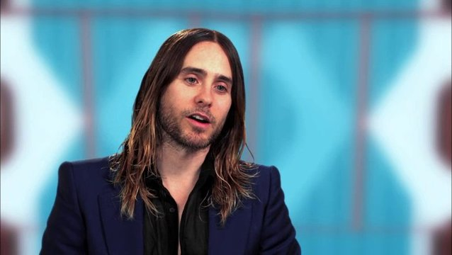 Jared Leto - Rayon - über Rayons Humor - OV-Interview Poster