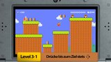 Super Mario Maker for Nintendo 3DS - Medaillen-Herausforderungen