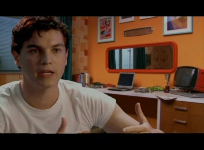 Interview mit Emile Hirsch (Speed) - OV-Interview Poster