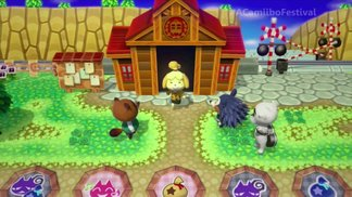 Animal Crossing: Amiibo Festival - Trailer