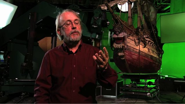 Peter Lord über die Story - OV-Interview Poster