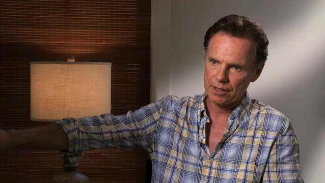 Bruce Greenwood - Hugh Butterfield - über die Familie Butterfield - OV-Interview Poster