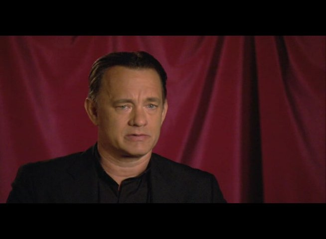 "Tom Hanks (""Robert Langdon"") über den Film - OV-Interview Poster"