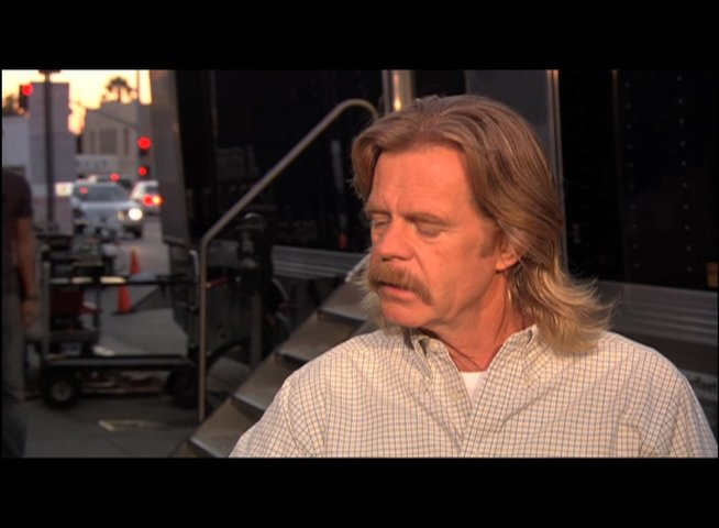 William H Macy über seine Rolle - OV-Interview Poster