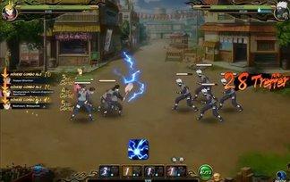 Naruto Online - Tenten Großer Ninja-Krieg