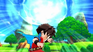 Dragon Ball Fusions - Trailer